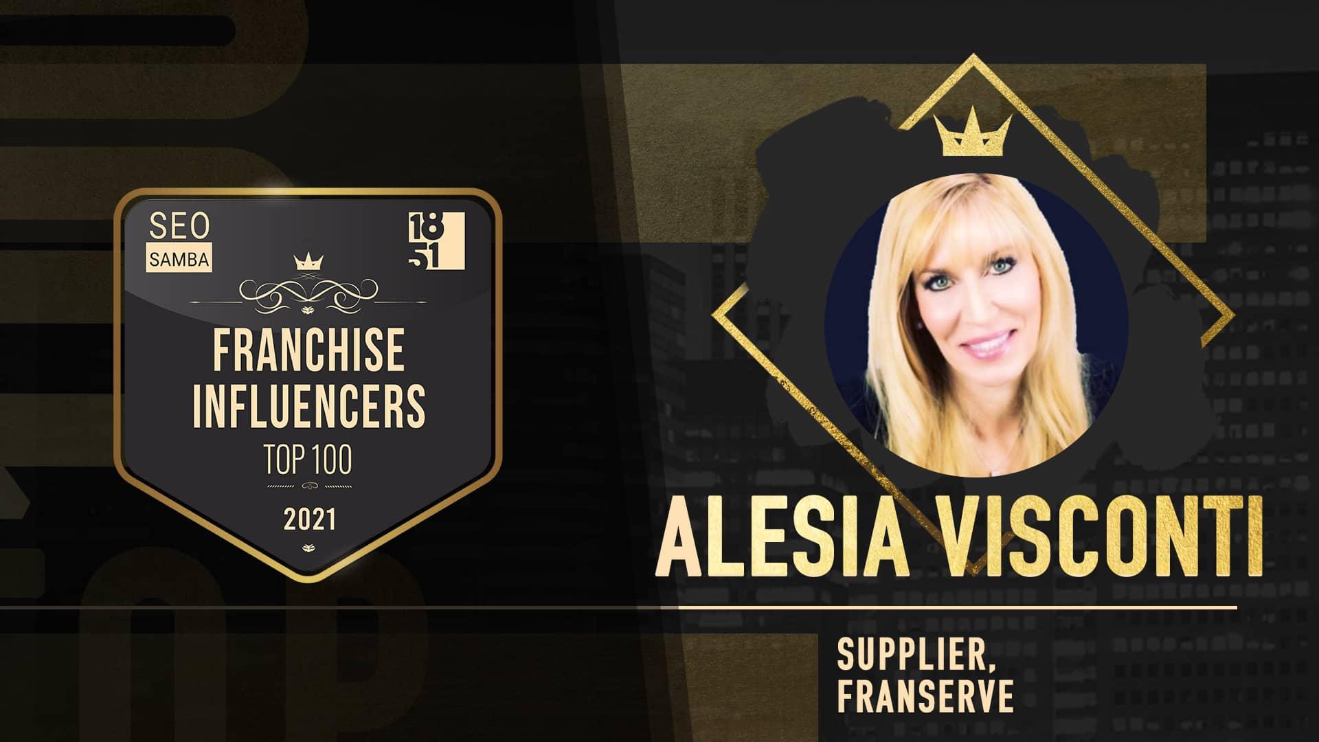 Alesia Visconti - FranServe