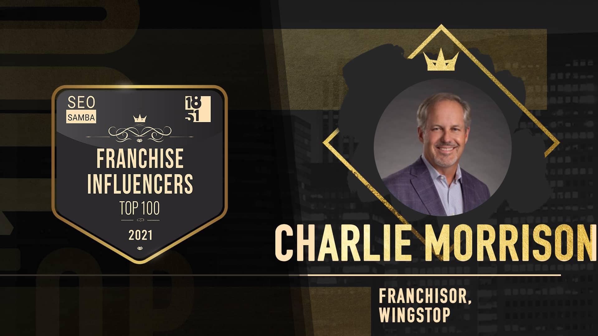 Charlie Morrison - Wingstop