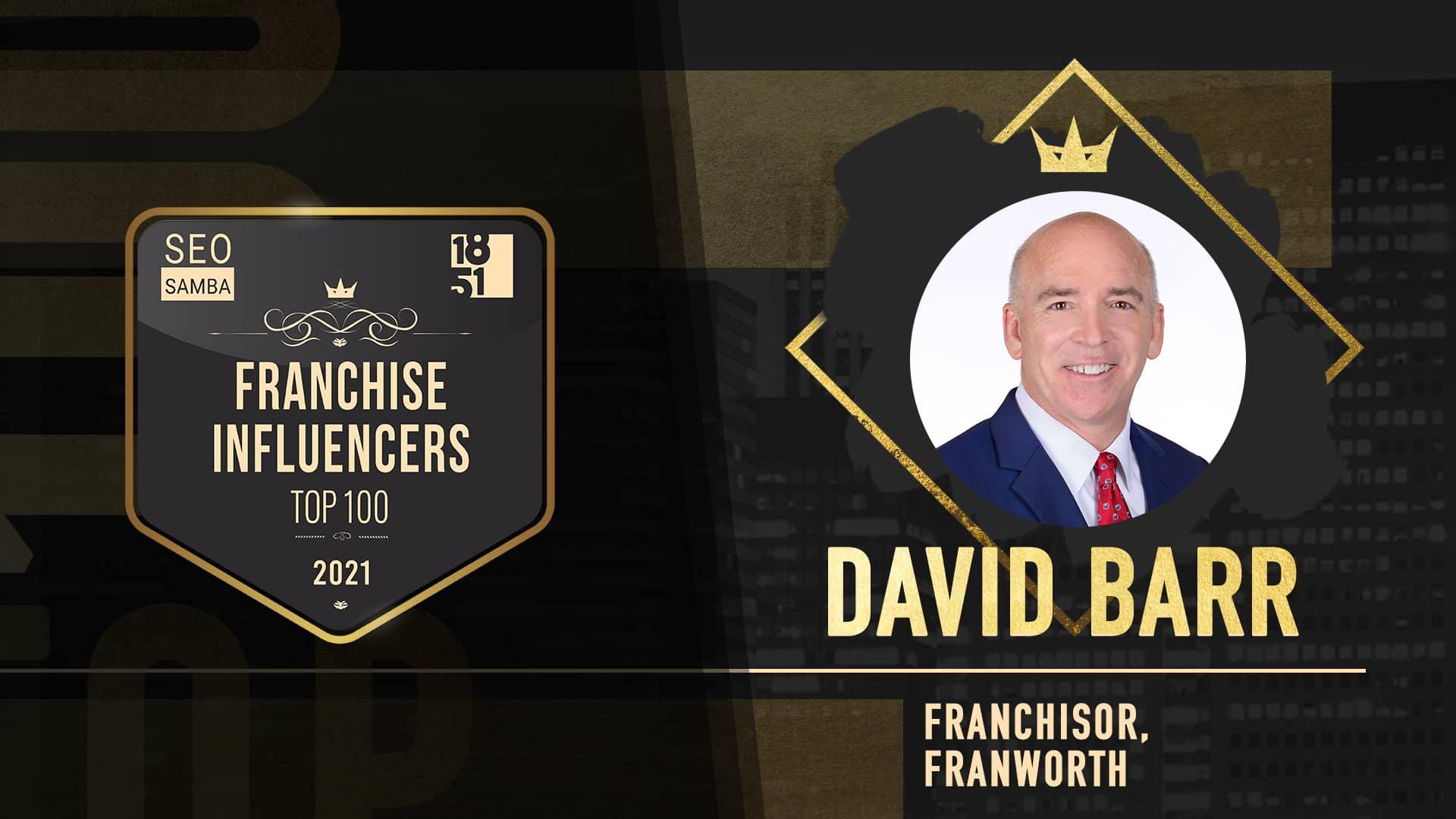 David Barr - FranWorth