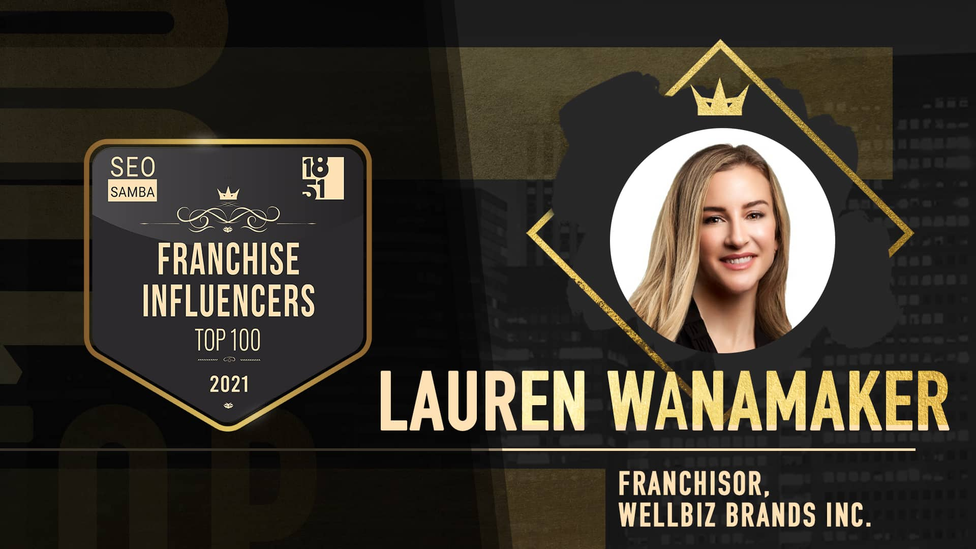 Lauren Wanamaker - WellBiz Brands