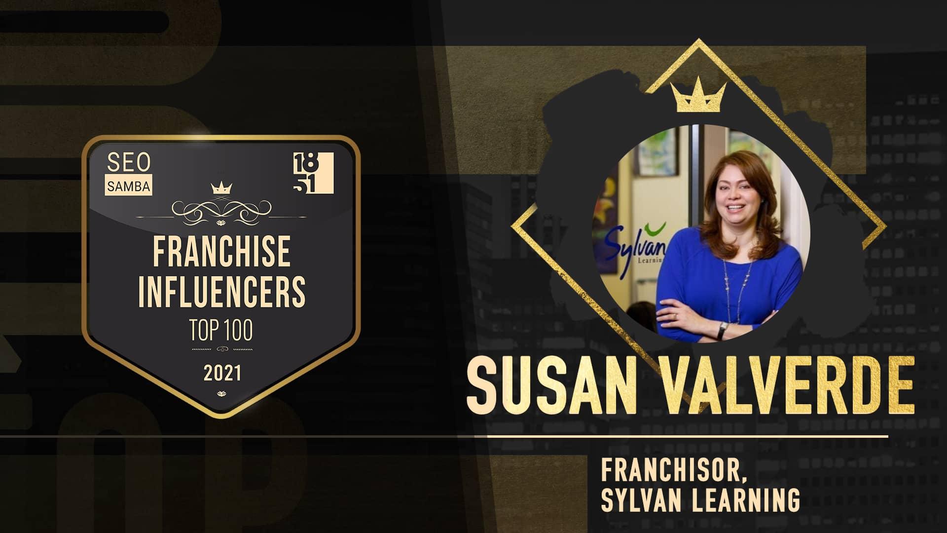 Susan Valverde - Sylvan Learning*