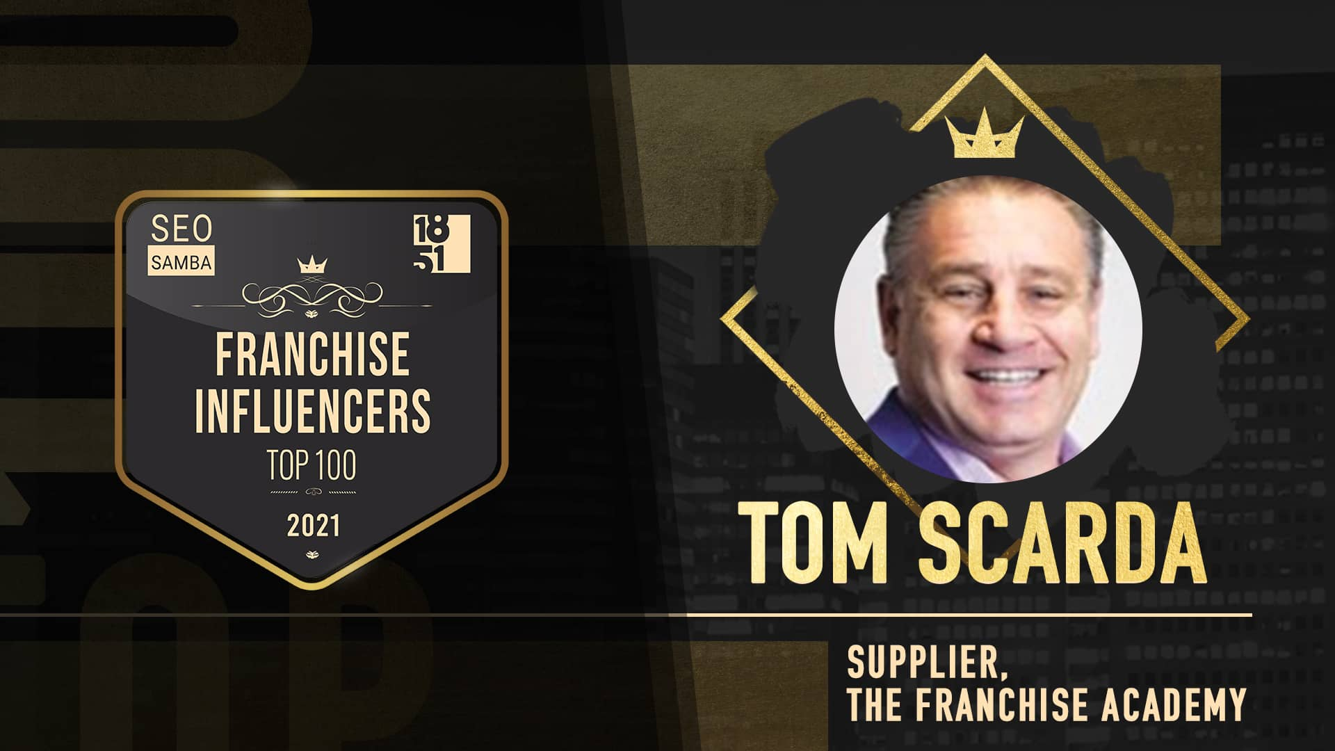 Tom Scarda - The Franchise Academy