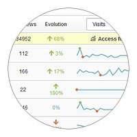 centralized, multi-sites, automated SEO & online marketing platform