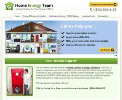 seosamba client home energy auditors
