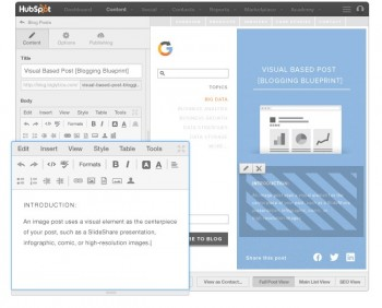 hubspot-blogging-creation