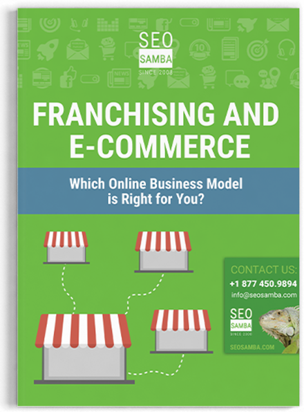 franchising and e commerce