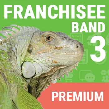 Franchisee Band 3 Premium