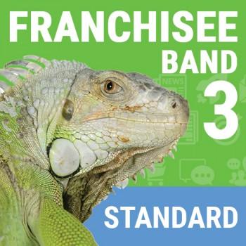 Franchisee Band 3 Standard