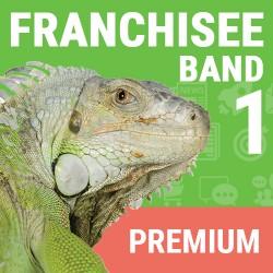 Franchisee Band 1 Premium