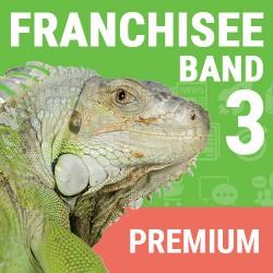 Franchisee Band 3 Premium
