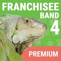 Franchisee Band 4 Premium