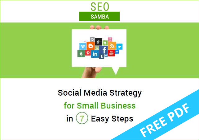 download social media strategy for small business in 7 easy steps seosamba