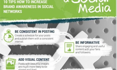 10 Tips How to Increase Brand Awareness in Social Networks
