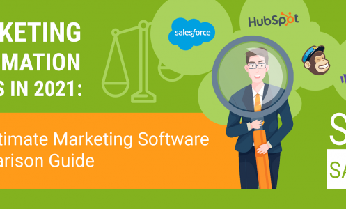 Marketing Automation Tools in 2021: The Ultimate Marketing Software Comparison Guide