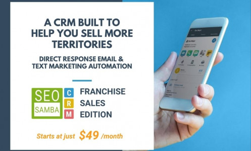 SeoSamba Launches Disruptive Franchise Sales CRM