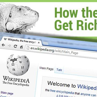 How the Web's Rich Get Richer