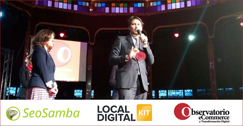SeoSamba's Marketing Automation Platform Customer And Largest Spanish Local Press Group Awarded Best Digital Transformation Project 2016 With Local Digital Kit